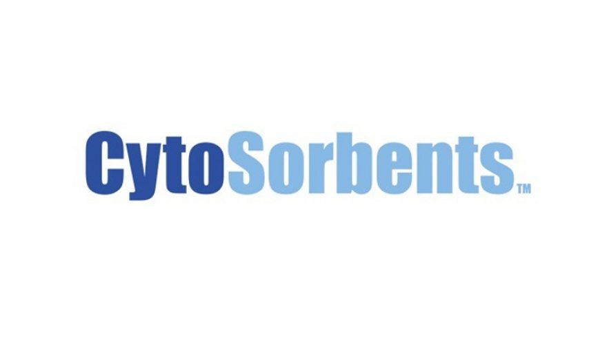 CytoSorbents Achieves Fourth Consecutive Quarter of Record CytoSorb® Sales